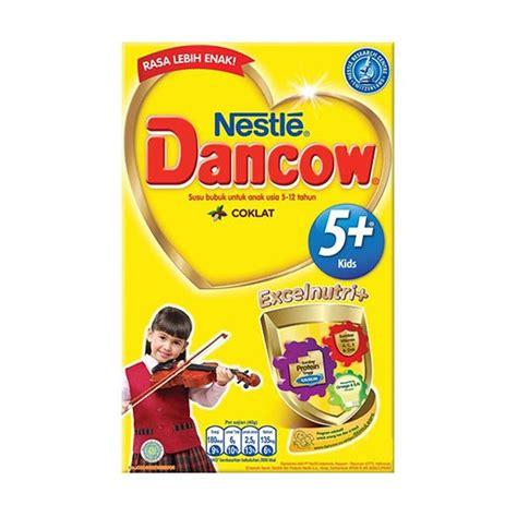 dancow 5 coklat box 400gr jual dancow coklat 5 formula 400 g box