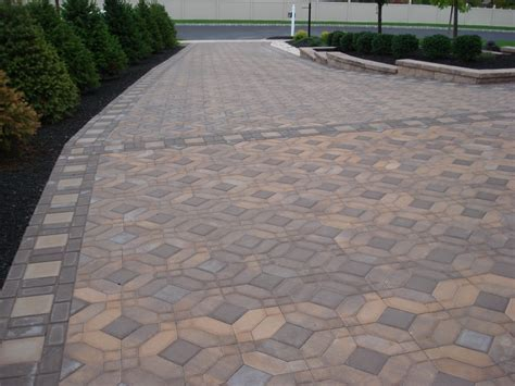 cost of diy paver patio driveway pavers diy do it your self