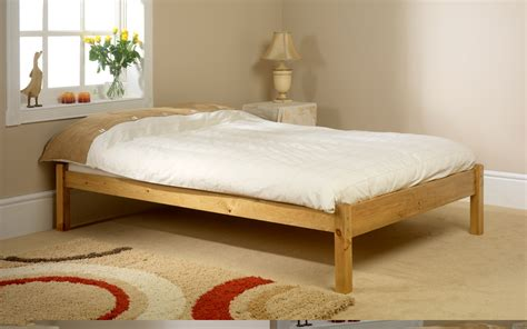 Small King Size Bed Frame Friendship Mill Studio Wooden Bed Frame Mattress