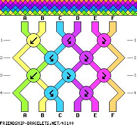 43100 by 43100 Friendship Bracelets Net
