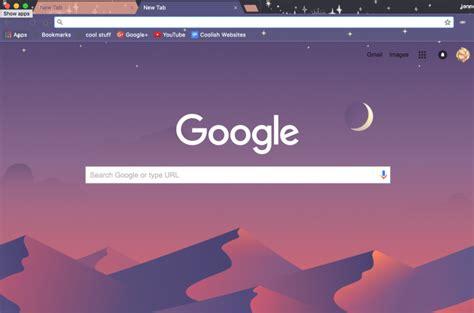 theme google chrome korean purple sky chrome theme themebeta