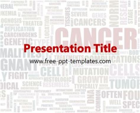 cancer powerpoint templates free 17 best images about powerpoint templates on
