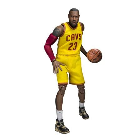 Enterbay Lebron 16 Figure nba 1 6 enterbay motion materpiece stephen curry warriors