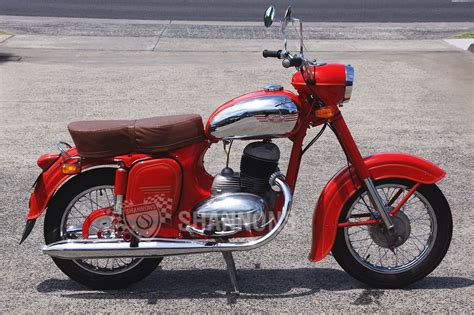 Motorrad 250 Ccm by Sold Jawa 353 250cc Motorcycle Auctions Lot 6 Shannons