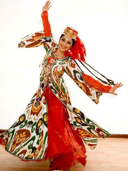 uzbek uyghur tajik traditional dance pinterest uzbekistan folk dance traditional costume traditional