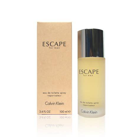 Parfum Ori Eropa Nonbox Ck Escape For Edt 100 Ml escape by calvin klein 3 3 3 4 oz edt cologne spray for