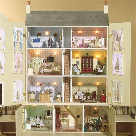 dolls house emporium wentworth court dolls house kit