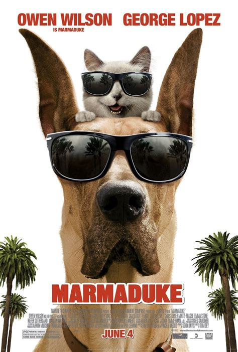 marmaduke dvd release date august 31 2010