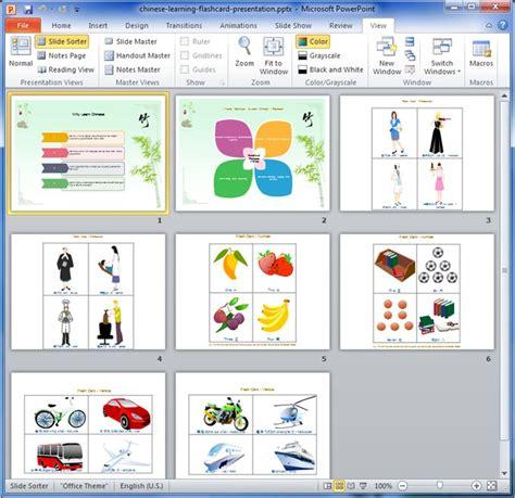 flash card maker powerpoint best 25 presentation exle ideas on pinterest
