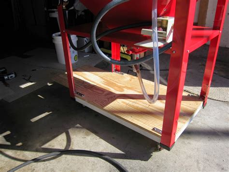 harbor freight blast cabinet modifications harbor freight sandblaster cabinet mods ftempo inspiration