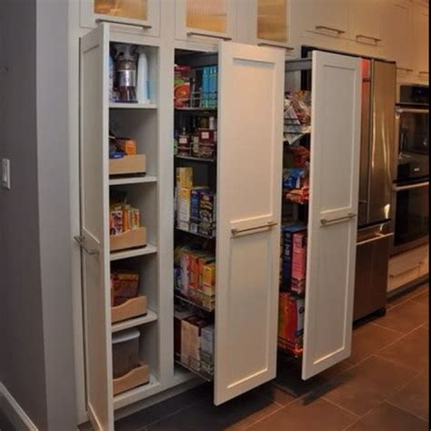 Pantry Slides by Slide Out Pantry Home Kitchen