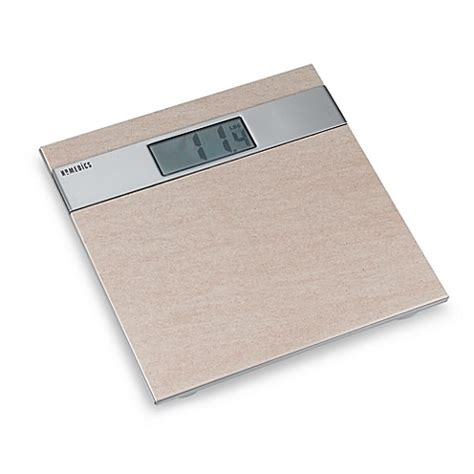 bed bath and beyond scales homedics 174 thin profile ceramic tile digital scale bed
