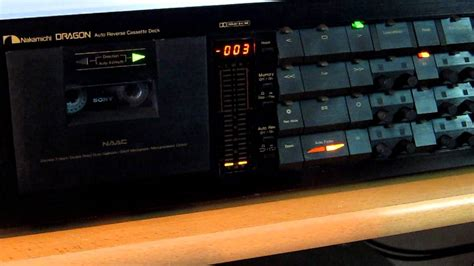 nakamichi 1000 cassette deck nakamichi cassette deck test