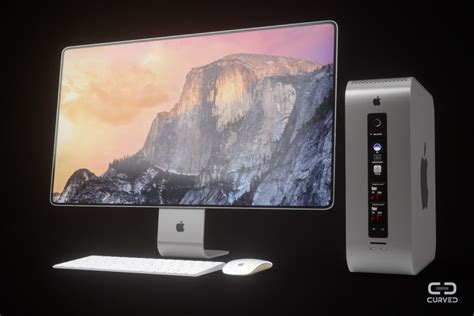 Mac Has A New by Concept Images Envision Apple S New Mac Pro And External