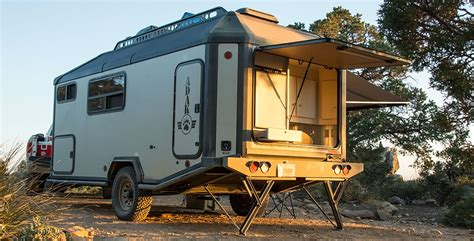 simply rugged trailers adak adventure trailers look busted wallet