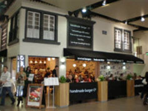 Handmade Burger Co Sheffield - handmade burger co restaurant meadowhall shopping centre