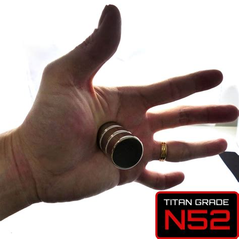 Magnet Neodymium N52 20x4mm n52 disc neodymium magnet 25mm dia x 10mm 1pcs pack