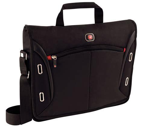 wenger developer 15 laptop messenger bag black deals