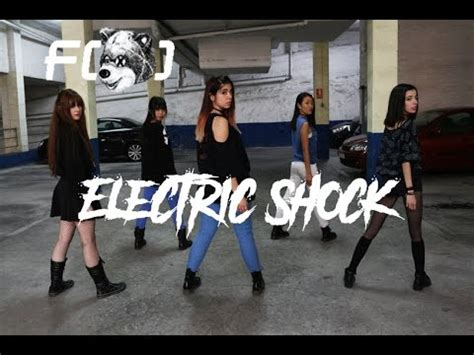 dance tutorial electric shock electric shock f x 에프엑스 dance cover by blossom