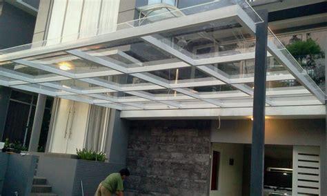 harga awning polycarbonate jasa pembuatan canopy bengkel las bandung pembuatan