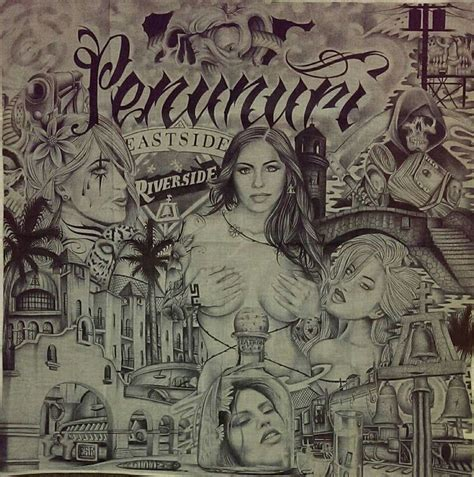 tattoo via vallen 321 best chicas images on pinterest chicano tattoos