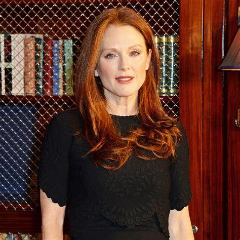 julianne moore hair care beauty news for feb 6 2014 popsugar beauty