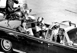 President kennedy s assassination was of course tragic for our entire