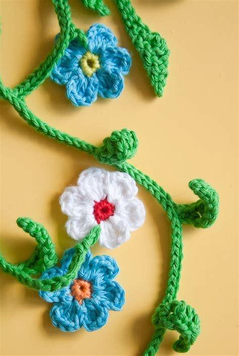 free crochet pattern leaf garland 17 best images about pretend i crochet on pinterest free