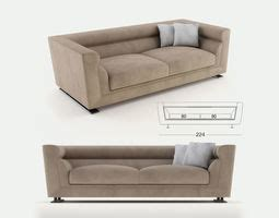 ansel loveseat settee 3d models download 3d settee files 2