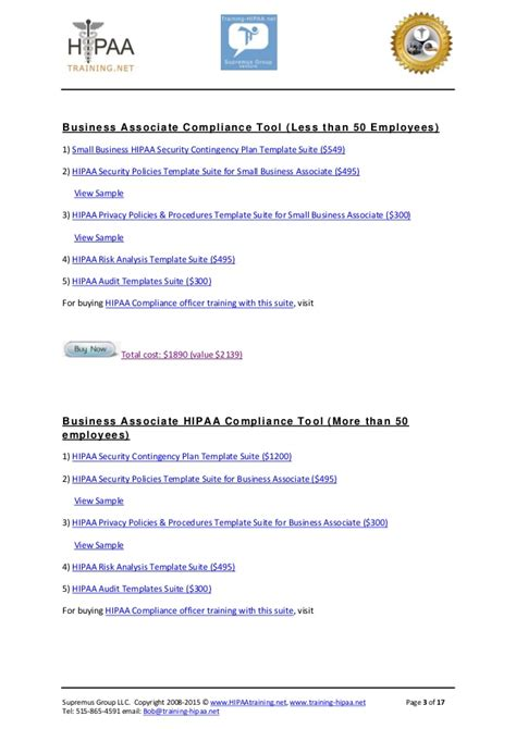 Privacy Audit Template by Hipaa Compliance Template Suites