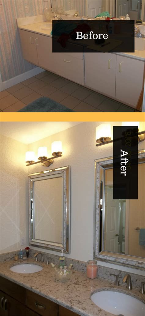 orlando bathroom remodel orlando home remodeling makeover with patterned and