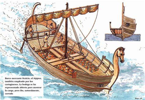 Hippo Nave hippos barco cartagines barco mercante fenicio el