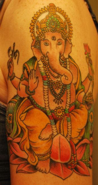 tattoo of ganesh ji ganesha tattoos tattoo designs tattoo pictures page 36