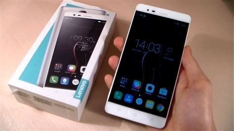 Lenovo Vibe K6 Note 4gb 32gb Grey lenovo vibe k5 note unboxing grey 32 gb with 3 gb ram