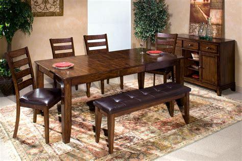 kona solid wood dining table  gardner white