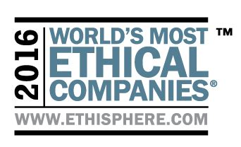 In Ethical Business Awards 2007 by Ethisphere Announces The 2016 World S Most Ethical