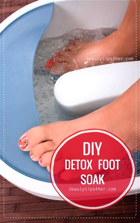 Detox Spa System Foot Bath by Spa Day Saturday Detoxing Foot Soak