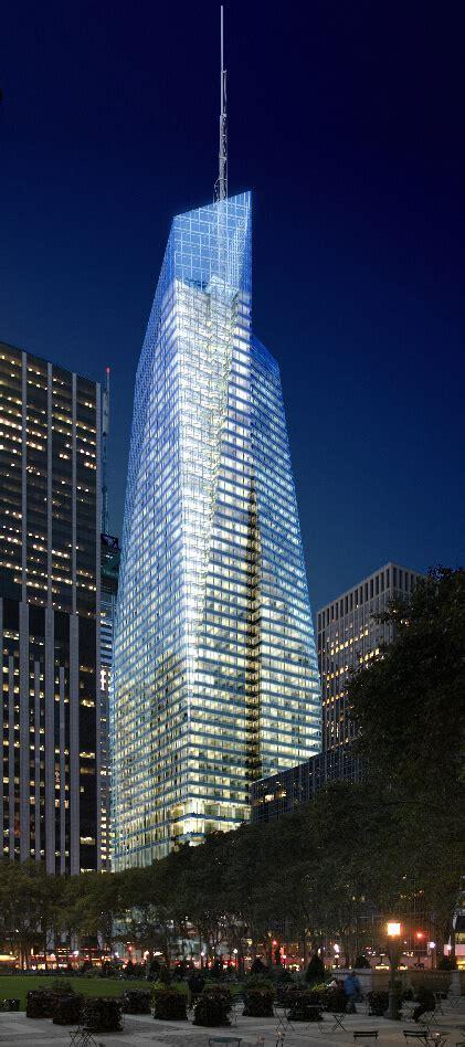 Bank Of America Building Update Bank Of America Tower Greenest Skyscraper In The