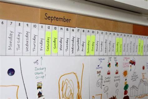 free linear calendar template a linear calendar is a wonderful alternative to help