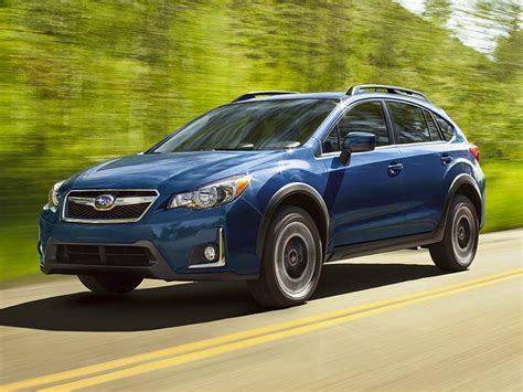 subaru suv 2016 price 2016 subaru crosstrek price photos reviews features