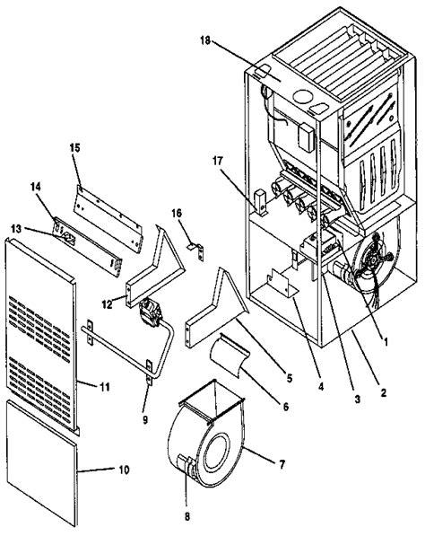 comfort maker parts comfortmaker hvac filter replacement diagram kitchenaid