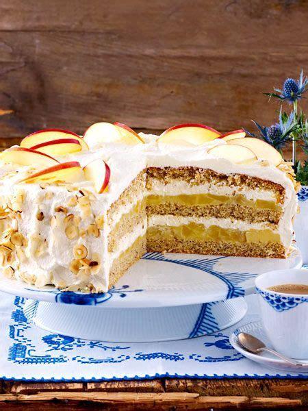 besondere kuchen rezepte kuchen mit apfel und bl 228 tterteig geburtstagstorten