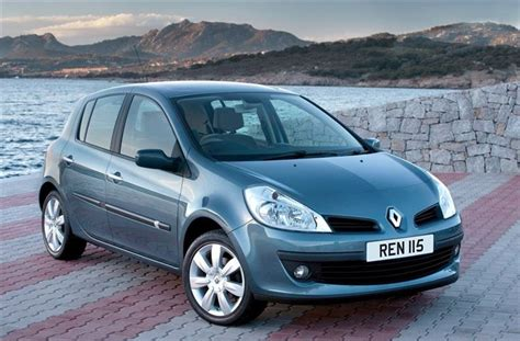 clio renault 2005 renault clio iii 2005 car review honest