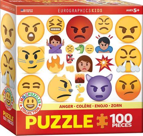 Best Terlaris Puzzle Jigsaw From Tomorrow 100 Pcs Sni emoji 100 jigsaw puzzle anger 628136108683 item barnes noble 174