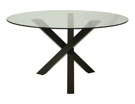 luxury home design furniture black glass dining table