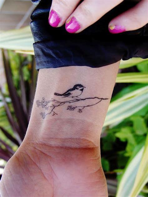 small bird cool tattoo tattoomagz