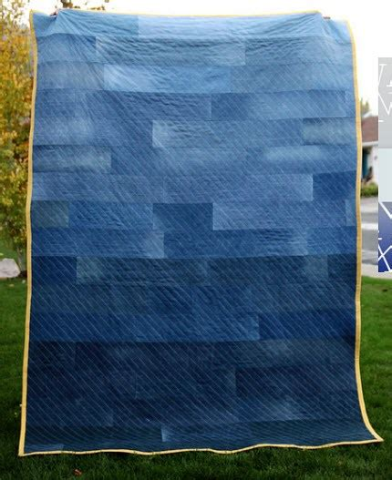 How To Make A Denim Quilt From by 36 Denim Or Jean Quilt Patterns Guide Patterns