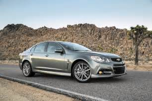 auto review 2015 chevy ss shifts into modern sedan