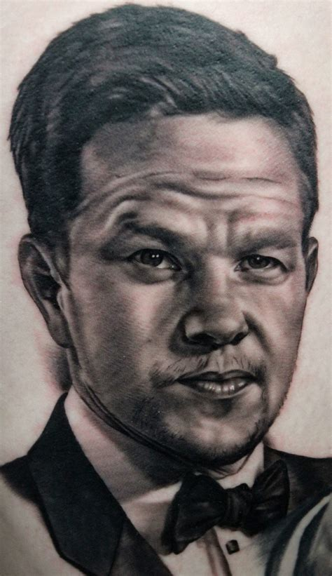 mark wahlberg tattoo cardinal