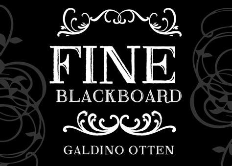 dafont chalk fine blackboard font dafont com